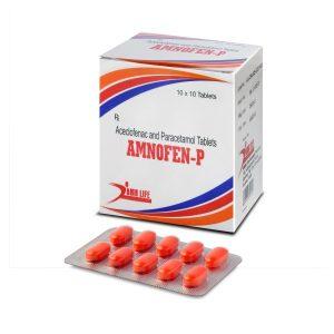 Amnofen P TAB